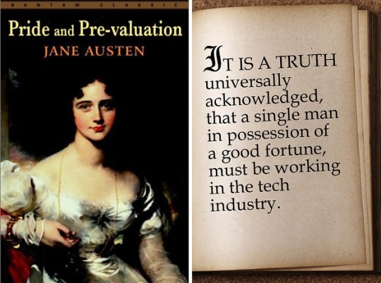 Famous first lines rewritten for today - Pride and Prejudice