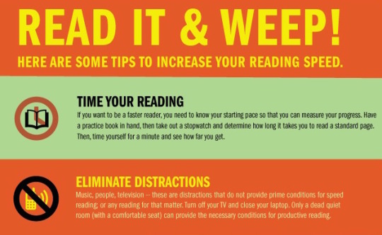 Train yourself to speed read intro