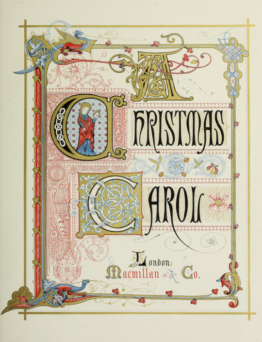 vintage christmas cards and illustrations a christmas carol
