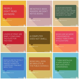 Best quotes about ebooks