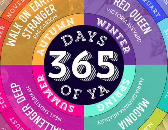 Epic Reads 365 Days of YA - intro