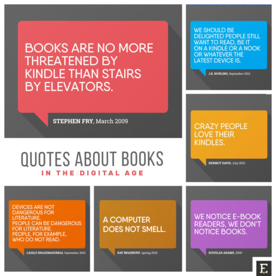 Most interesting quotes about books in the digital age fandeluxe Epub