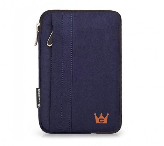 CaseCrown Faux Suede Case for Kobo Glo