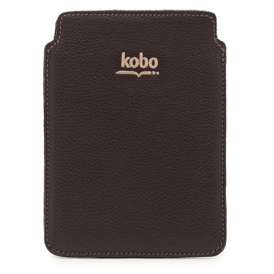 Kobo Glo Touch Roots Cashmere Leather Sleeve
