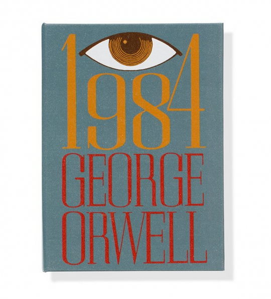 Out of Print 1984 Kobo Glo Cover