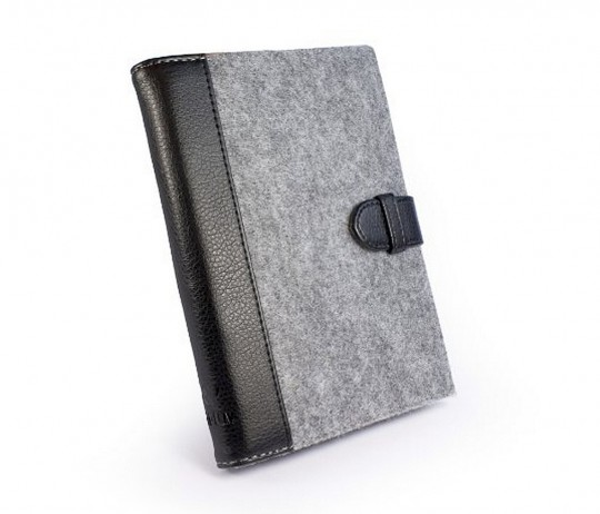 Tuff-Luv Embrace Case Cover for Kobo Touch and Kobo Glo