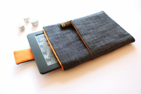 Begoos Denim Kindle Voyage Sleeve