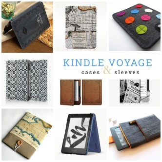 Best Kindle Voyage cases and covers
