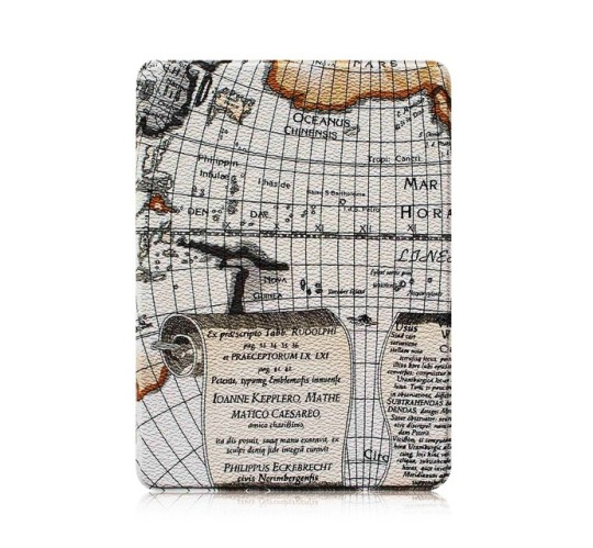 Fintie Map Kindle Voyage SmartShell Case