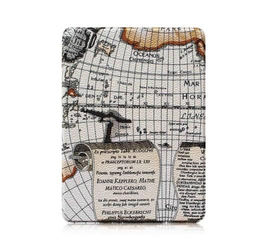 Fintie Map Kindle Voyage SmartShell Case