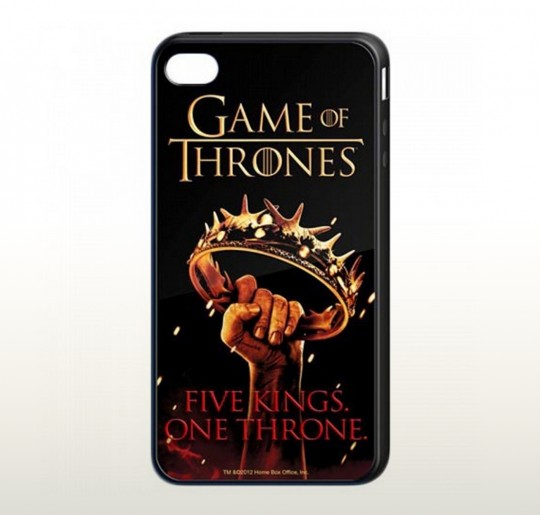 Game of Thrones Five Kings iPhone Case