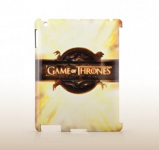 Game of Thrones Logo iPad Case