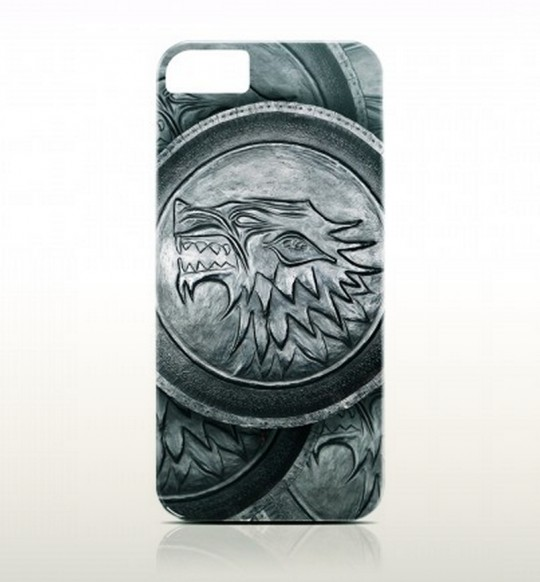 Game of Thrones Stark Shield iPhone 5 Case