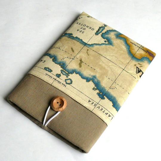 InStyleLiving Atlas Kindle Voyage Sleeve