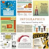 11 infographics that will help improve your reading skills