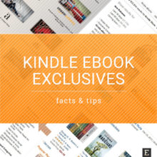 Kindle ebook exclusives – tips and facts you need to know