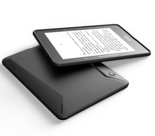 Supcase Slim Fit SoftGel Back Cover for Kindle Voyage