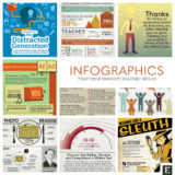 12 infographics that will help improve your reading skills