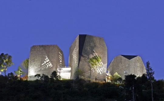 Biblioteca España, Colombia