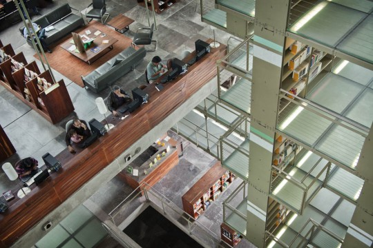 """Biblioteca Jose Vasconcelos - """"one of the most advanced constructions of the 21st century"""""""