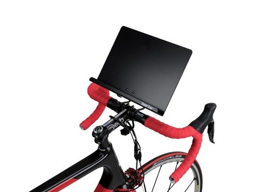 Bike Book Holder