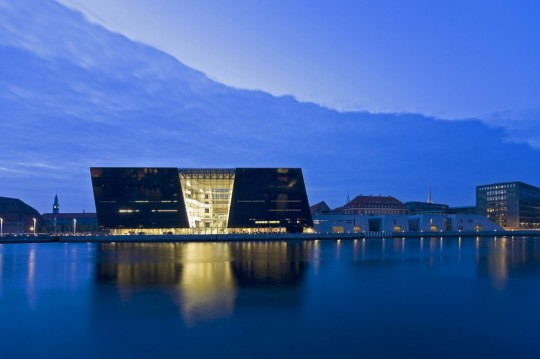 Black Diamond #Library, Denmark