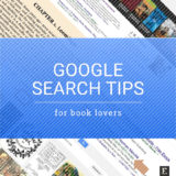 10 Google search tips for book lovers