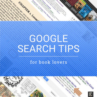 Google search tips and tricks for book lovers