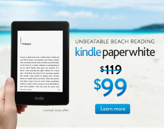 Kindle Paperwhite Summer deal