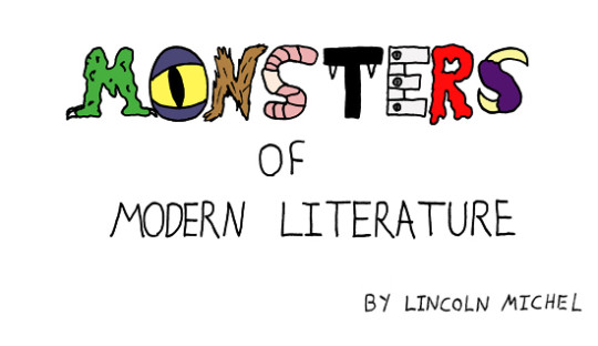 Monsters of Modern Literature