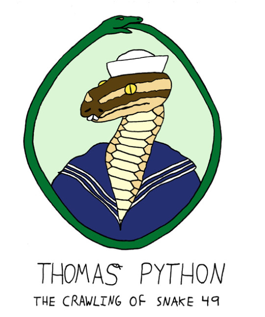Monsters of Modern Literature - Thomas Pynchon