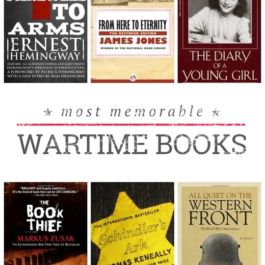 20 memorable wartime books you have to reread fandeluxe Choice Image