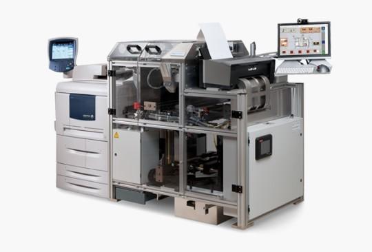 Print on demand machines