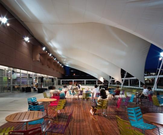São Paulo Library, Brazil #modern #libraries