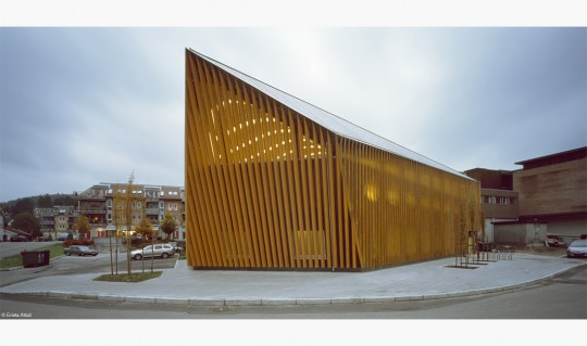 Vennesla Library and Culture House, Norway