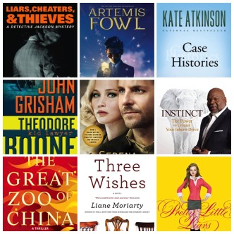 50 bestselling titles in Kindle Daily Deal