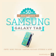 Best cases for Samsung Galaxy Tab tablets
