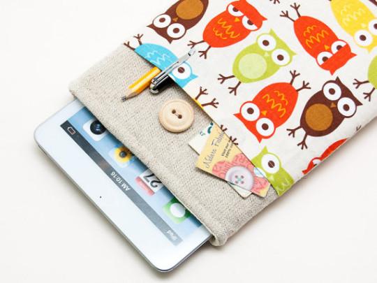 BluCase White Linen Samsung Galaxy Tab S2