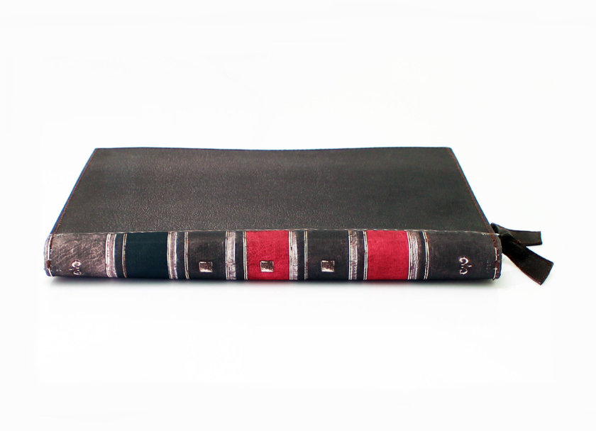 Book Your Case iPad Dual Zipper Sleeve
