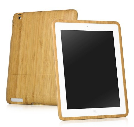 BoxWave True Bamboo iPad 4 Case