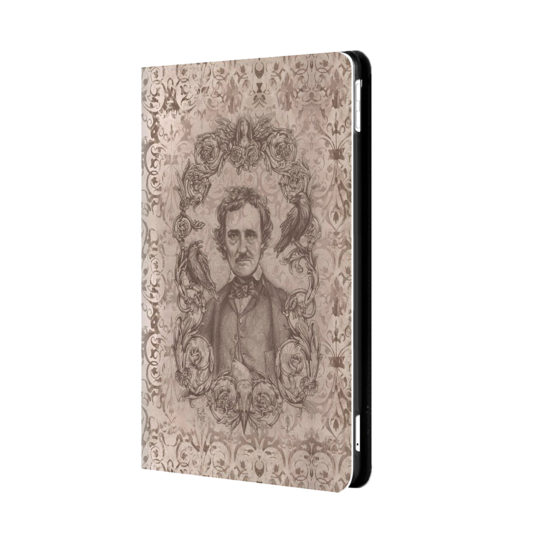 Edgar Allan Poe iPad 2017 Case Cover