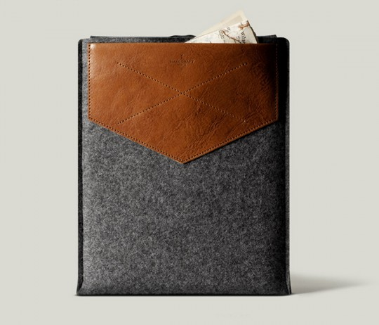 Hard Graft X Pocket Heritage Case for iPad 4, 3, and 2