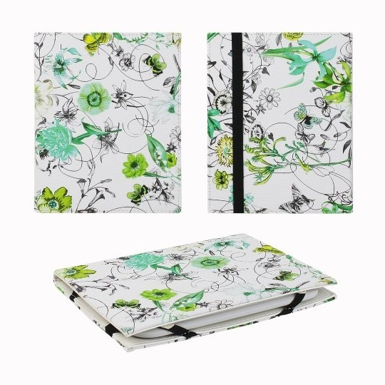 JAVOedge Universal E-reader Case - Floral