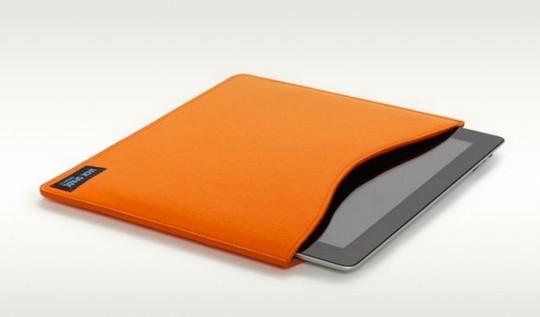Jack Spade Nylon Canvas iPad Sleeve