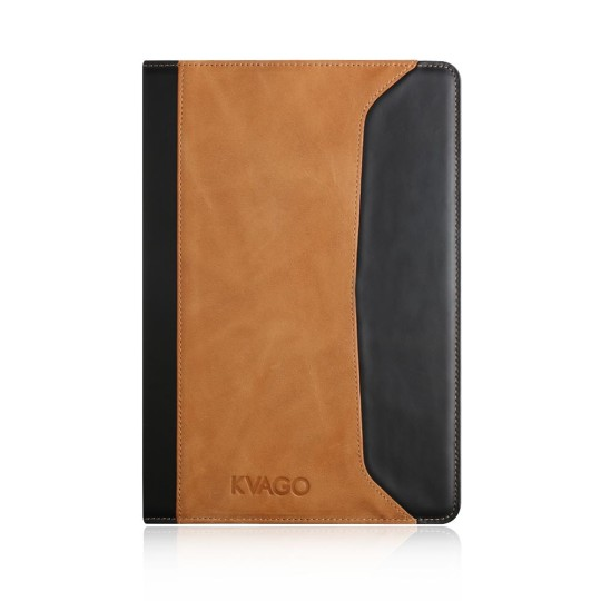 Kvago Genuine Leather Case Cover For Samsung Galaxy Tab A 9.7