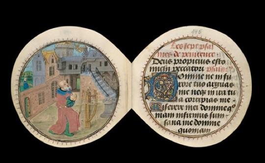 Miniature round book - picture 3