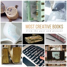 Most creative books from the past and present