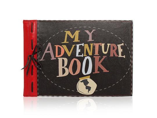 My Adventure Book Zipper iPad Sleeve