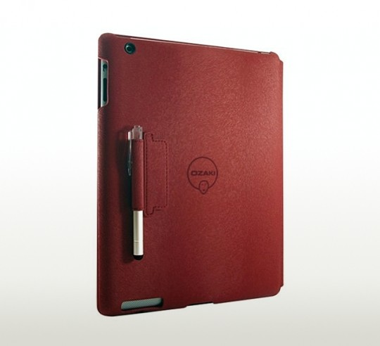 Ozaki iCoat Notebook Folio for iPad 4
