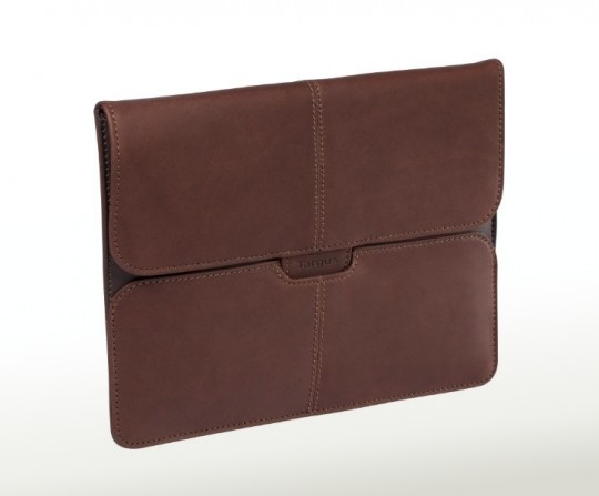 Targus Hughes Leather Portfolio for iPad 4, 3, and 2